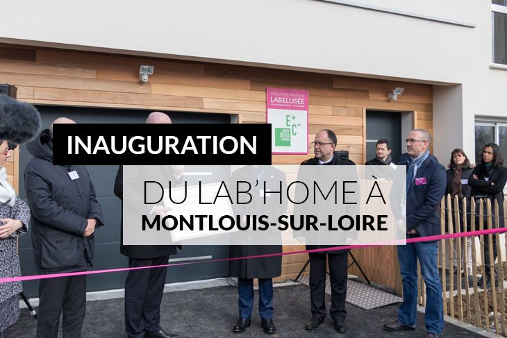 Inauguration Lab'Home